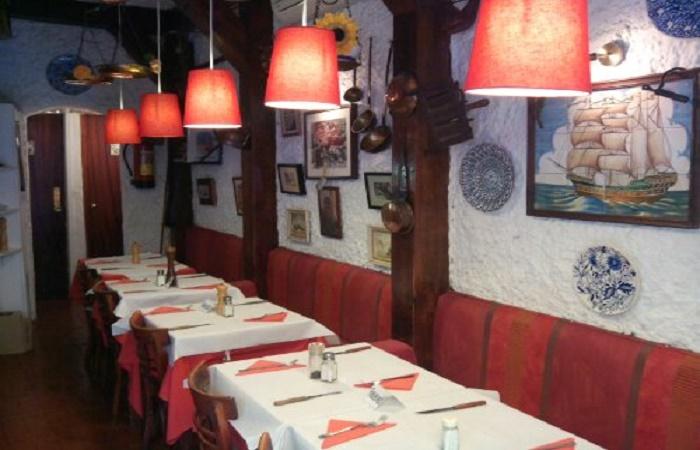 Restaurant La Cacerola i Torremolinos