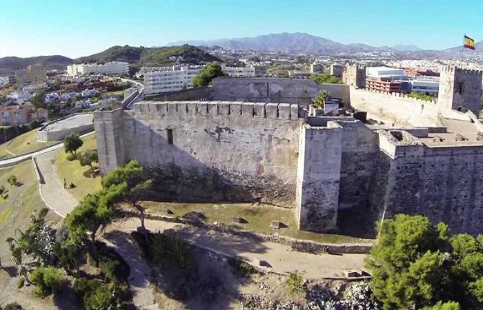 Castillo Sohail i Fuengirola
