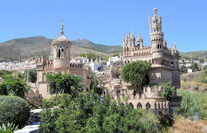 Castillo de Colomares i Fuengirola