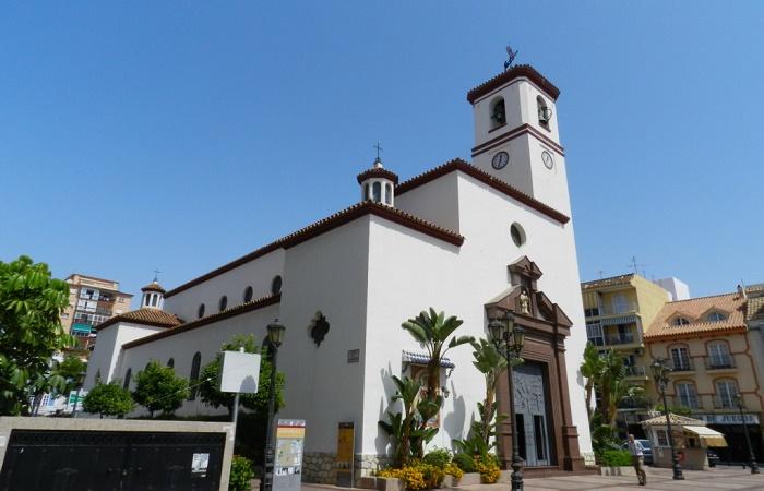 Kirken i Fuengirola