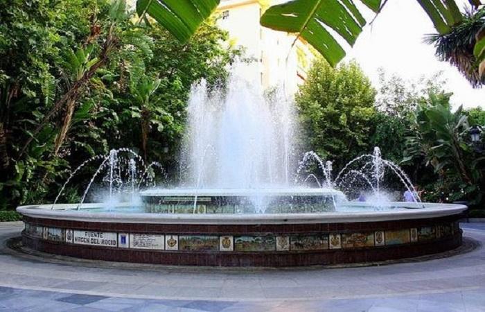 Alameda Park i Marbella