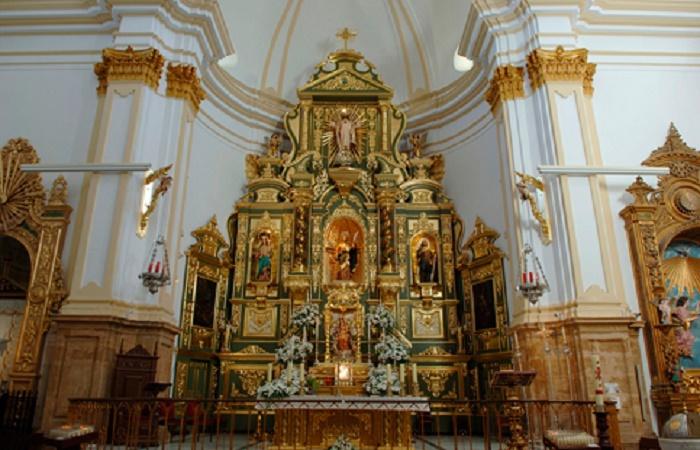 Iglesia Mayor de la Encarnación i Marbella