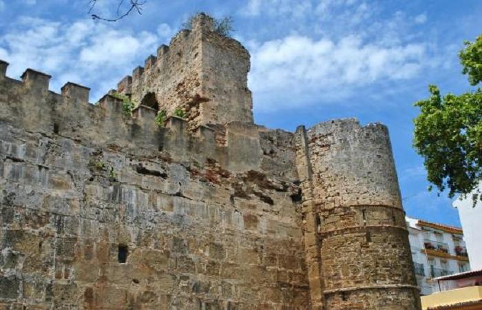 Murallas del Castillo i Marbella