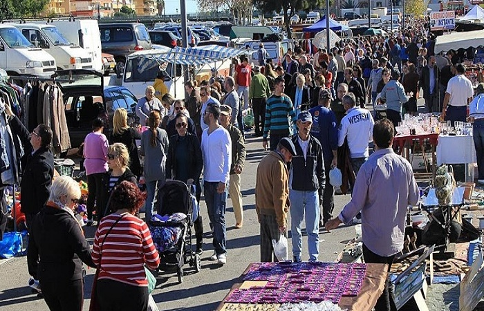 Markeder i Fuengirola