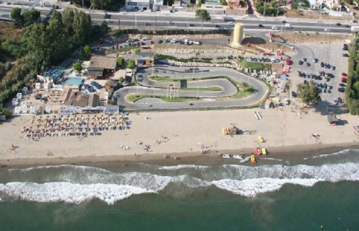 Funny Beach i Marbella