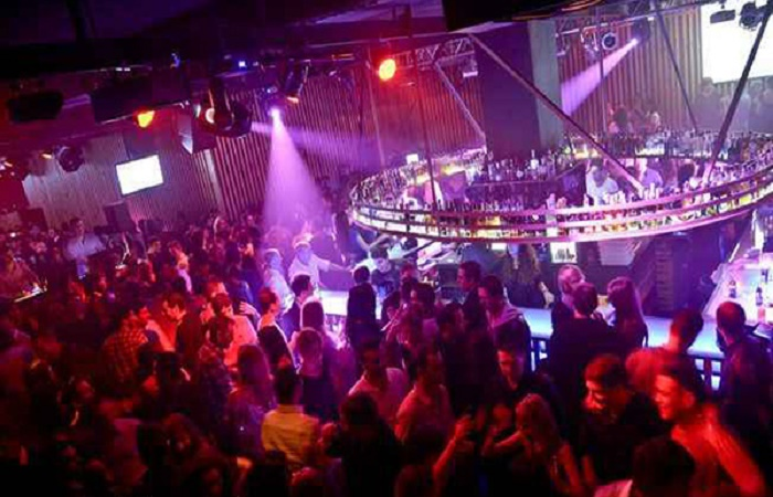 Discoteca Luminata i Murcia