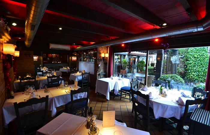 Restaurant El Carnicero i Estepona