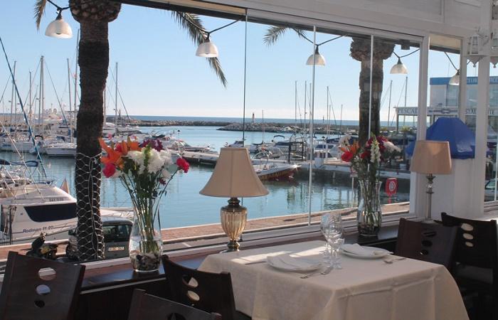 Restaurant Rosatti i Estepona