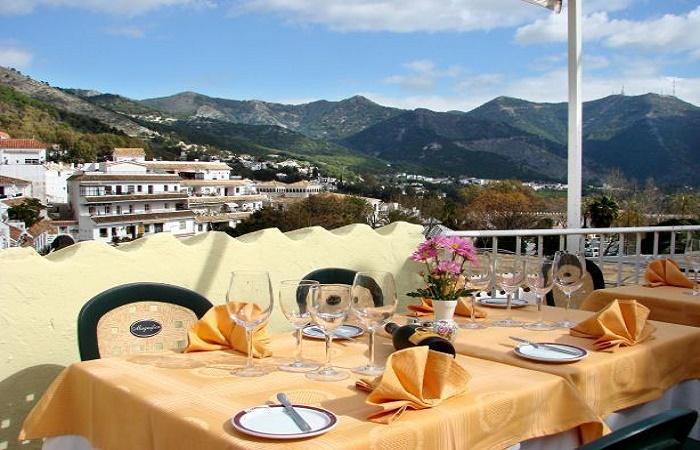 Restaurant El Capricho i Mijas
