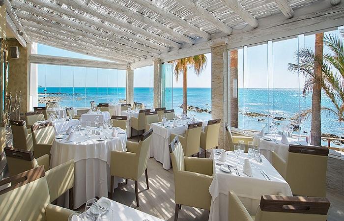 Restaurant El Oceano i Mijas