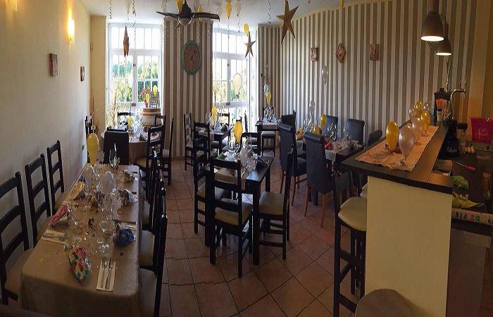 Restaurant KonFusion Tapas Bar i Mijas