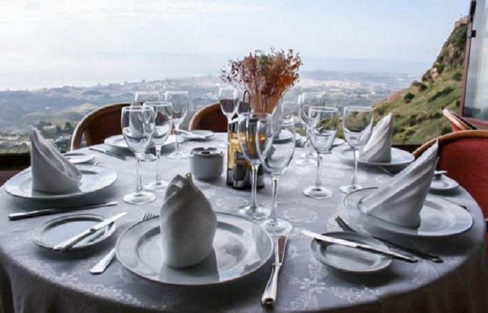 Restaurant La Alcazaba i Mijas