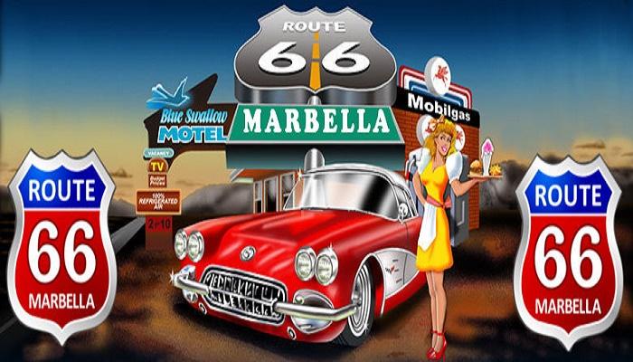 Restaurant Route 66 Marbella i Puerto Banus