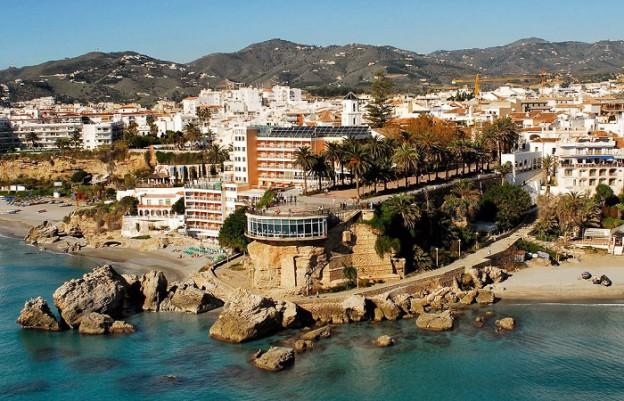 kart over nerja spania Severdigheter Nerja | Ting å gjøre i Nerja på Costa del Sol kart over nerja spania