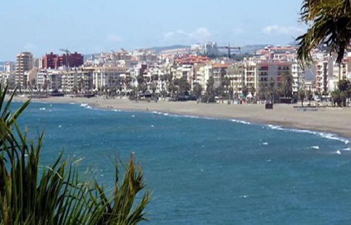 Stranden Playa la Rada i Estepona