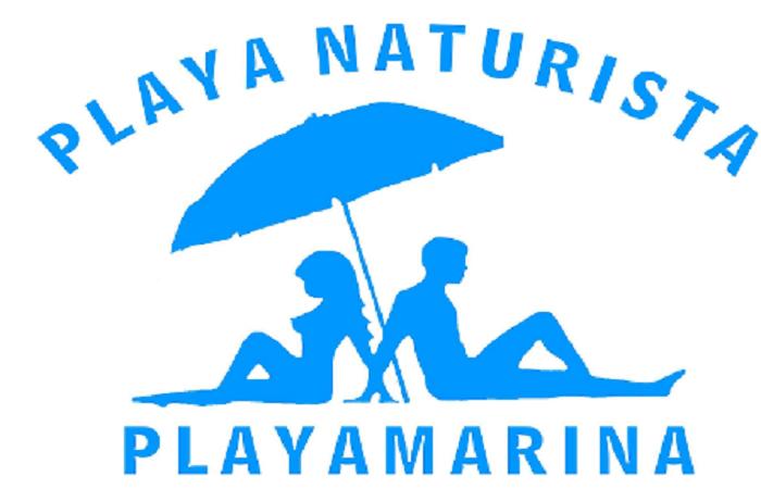Nudiststrand  Playa Marina i Mijas