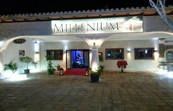 Millenium Bar i Mijas