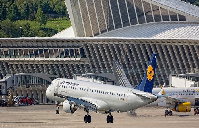 Goldcar bilutleie Bilbao Lufthavn