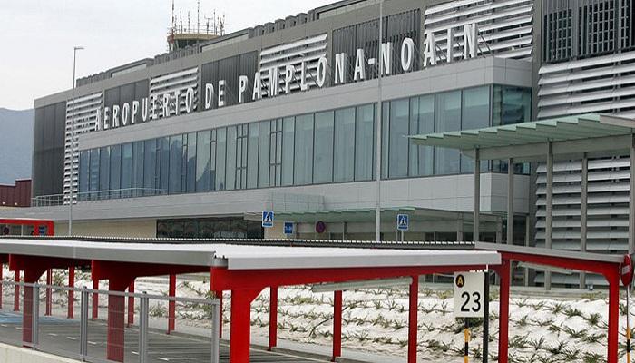 Goldcar Bilutleie Pamplona Lufthavn