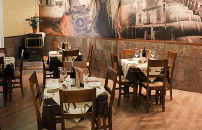Restaurant La Sastreria Plazamar i Torre del Mar