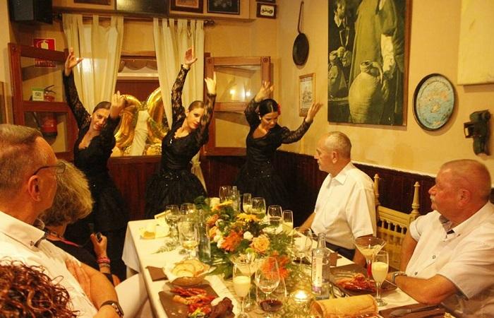 Restaurant Padre Pio i Torre del Mar