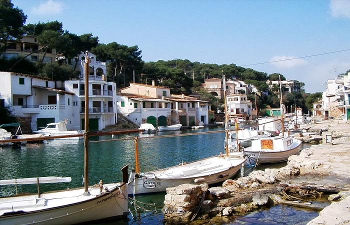 Fiskehavnen Cala Figuera Mallorca