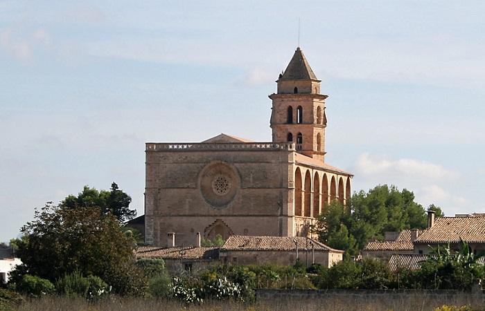 Kirken Iglesia de San Pedro Mallorca