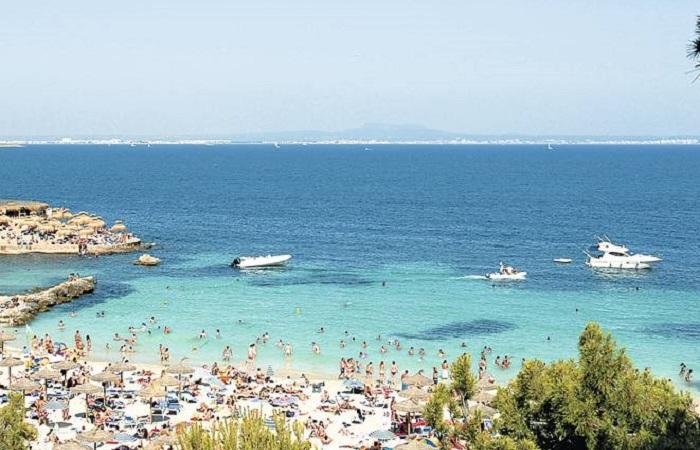 Stranden Illetas Mallorca