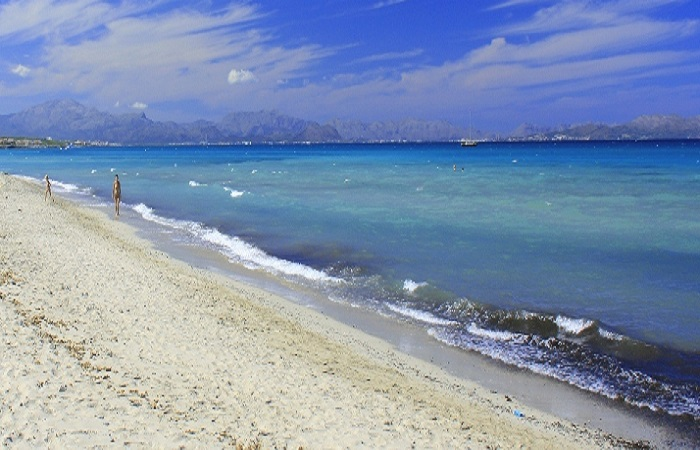 Stranden Son Serra de Marina Mallorca