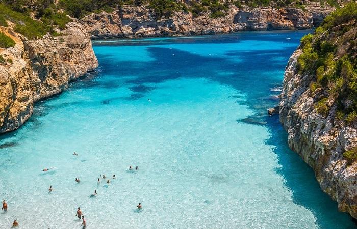 Beste strendene Mallorca
