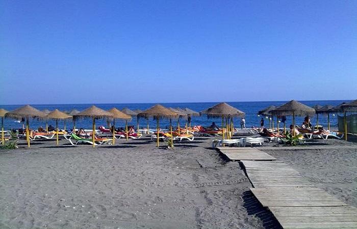 Playa Torre del Mar