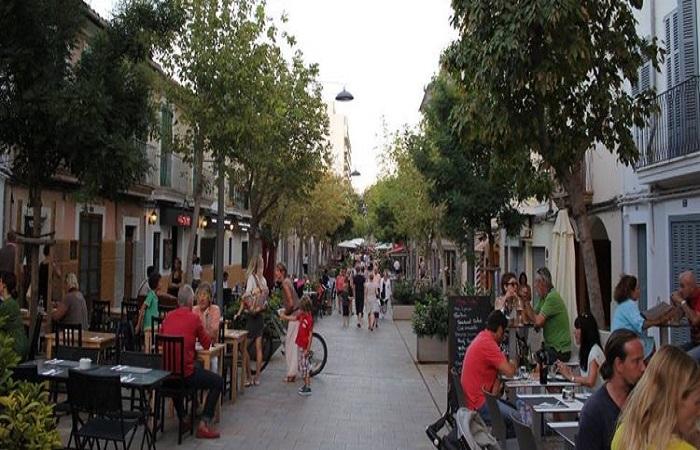Santa Catalina Mallorca