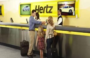 Hertz bilutleie Gran Canaria Flyplass