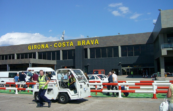 Record bilutleie Girona Lufthavn