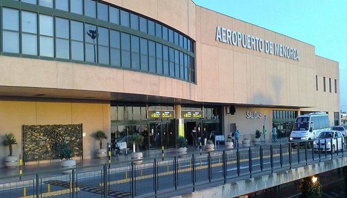 Record bilutleie Menorca Lufthavn