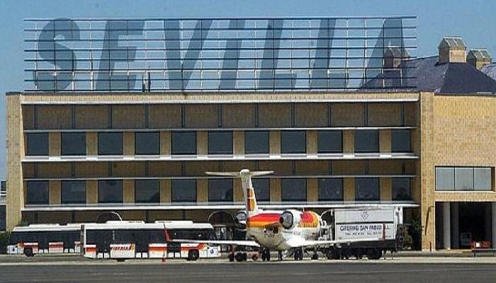 Record bilutleie Sevilla Lufthavn