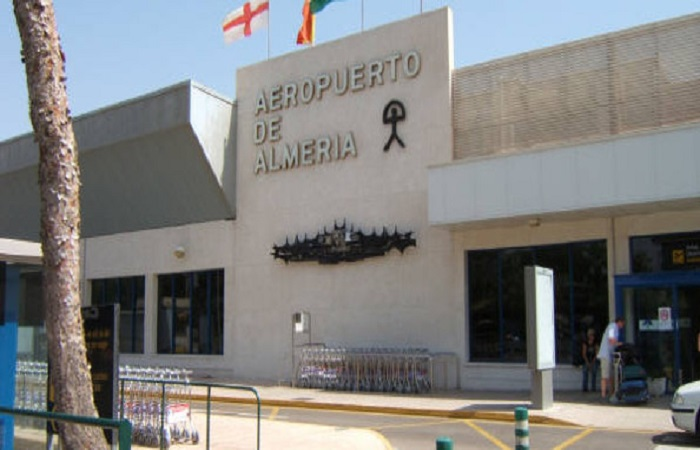Hertz bilutleie Almeria Lufthavn