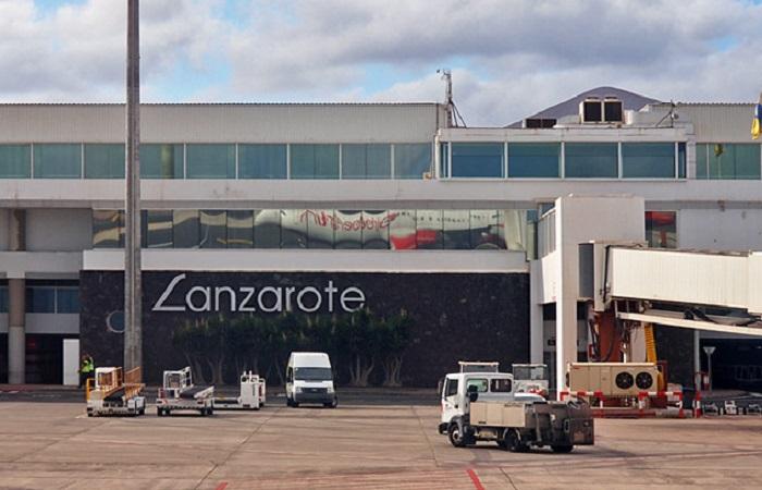 Hertz bilutleie Lanzarote Lufthavn