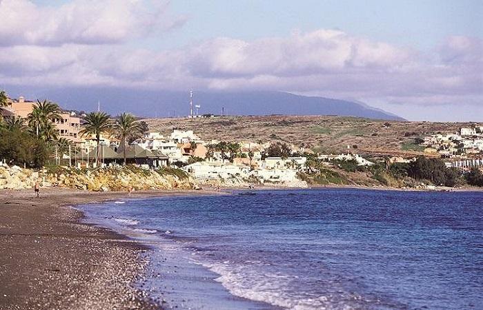 Nakenstrand Costa Natura i Estepona