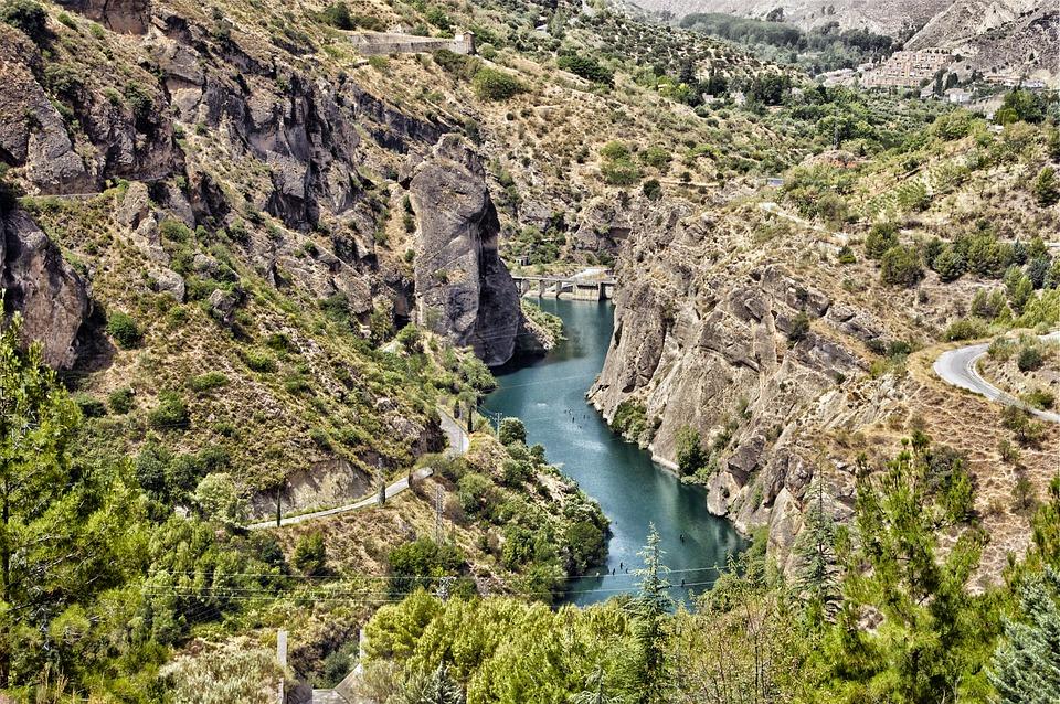 Malaga som base i Andalucia