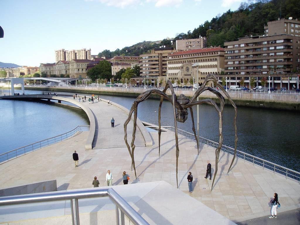 Severdigheter i Bilbao