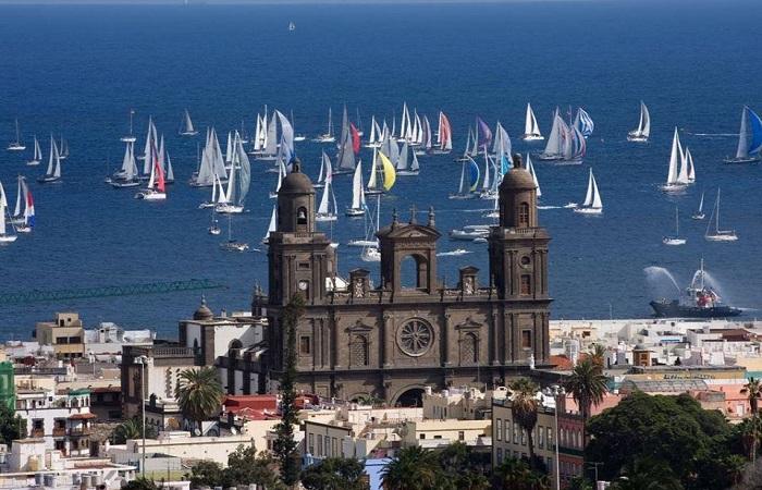 Severdigheter i Las Palmas Gran Canaria