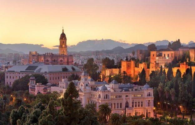Severdigheter i Malaga