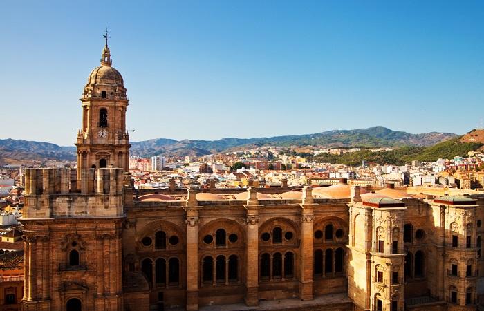 Katedralen i Malaga by
