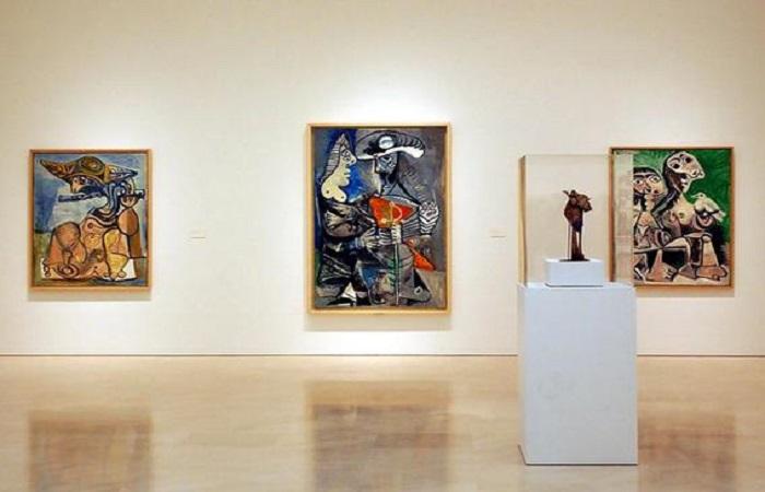 Picasso Museumet i Malaga