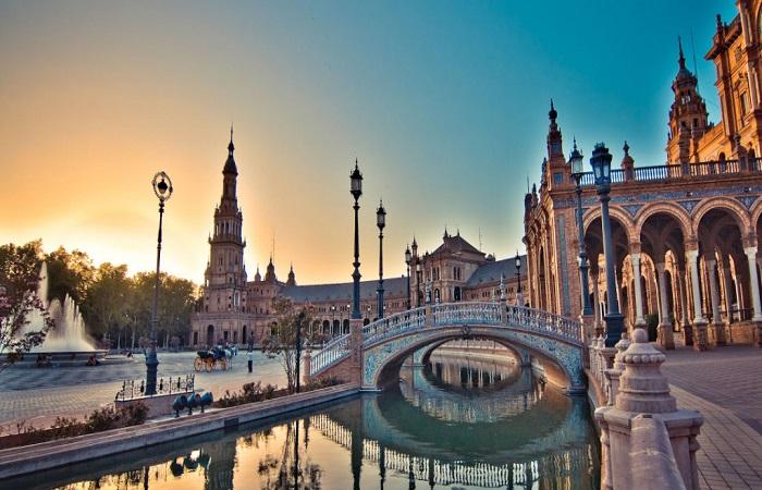 Severdigheter i Sevilla