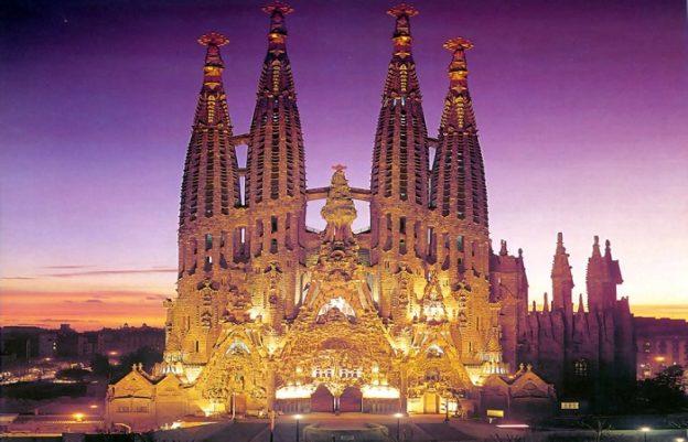 Severdigheter i Spania