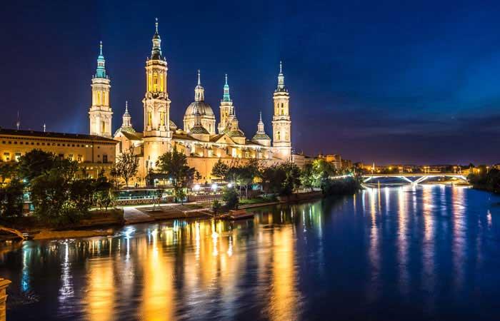 Severdigheter i Zaragoza