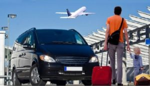 Flyplasstransport i Moraira