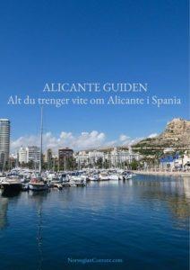 Alicante Guide Spania